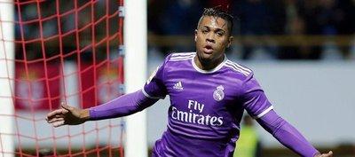 Un hambriento Real Madrid golea por la Copa del Rey
