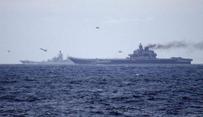 """La """"Armada Invencible"""" rusa y la """"manía persecutoria occidental"""""""
