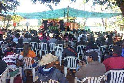 Se reactiva la tensión tras tiempo de paz en Guahory