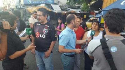 Vendedores de galería San Miguel afirman que trabajan en forma legal