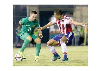Lizio sería otro caso de pérdida de puntos a Bolivia