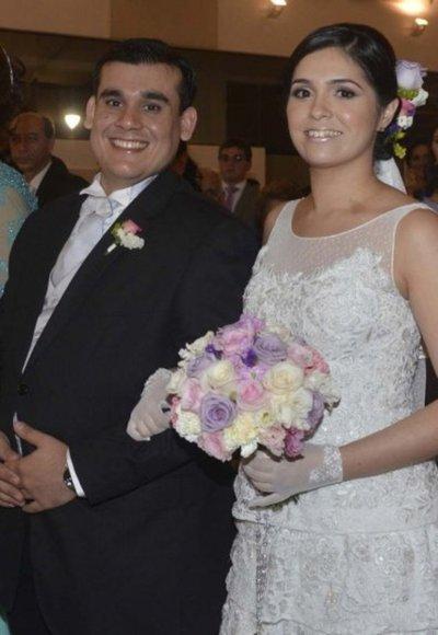 María Julia Domínguez y Vicente Enrique Duarte