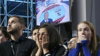 Trump sorprende con victorias en estados clave en la carrera por la presidencia