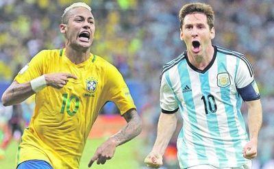 Brasil ante su pasado, Argentina piensa en el fúturo