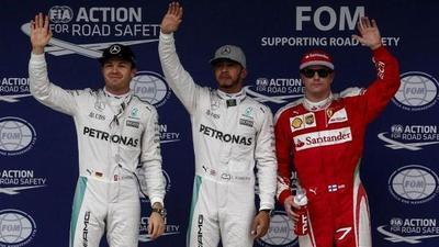 Hamilton saldrá desde la pole en el Gran Premio de Brasil