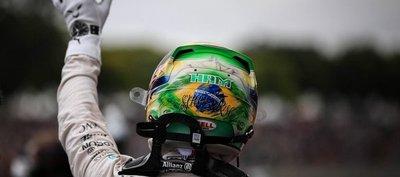 Hamilton saldrá desde la pole en Sao Paulo