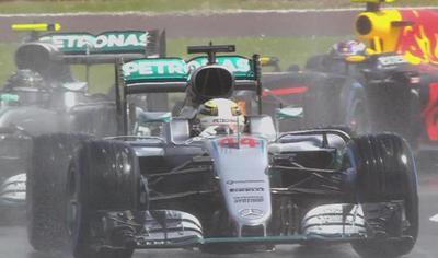F1: por segunda vez suspende la carrera den Interlagos