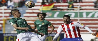 Paraguay no cumple y pierde ante Bolivia