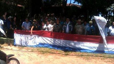Se acentúa conflicto en sede de la ANDE en Santaní