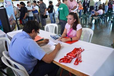 Feria de empleos dará una oportunidad a 600 personas