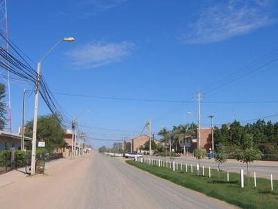 Corte de energía eléctrica afecta parte del Chaco