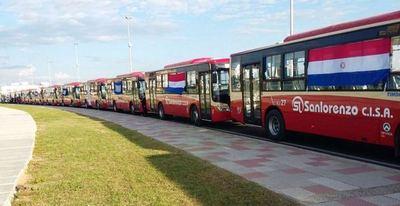 Con nuevos buses se reduce 20 toneladas de CO2 por día