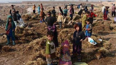 Mueren congelados 20 niños refugiados en el norte de Afganistán