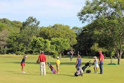 Rakiura tuvo un excelente cierra del Circuito Golf Infantil