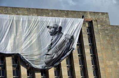 Cuba se tiñe de luto tras la pérdida de Fidel