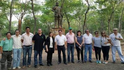 ENCUENTRO ENTRE MISIONES JESUÍTICAS DE BOLIVIA Y PARAGUAY