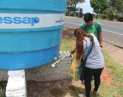 Essap proveerá de agua potable durante peregrinaciones a Caacupè