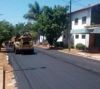 Reparan calles luego de varios meses de reclamos