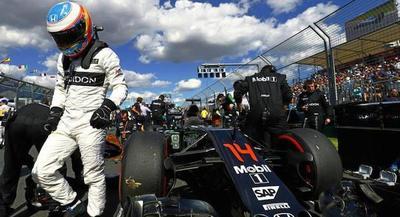 Especulaciones sobre el futuro de Alonso