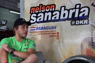 "Nelson Sanabria: ""En el Dakar tenés que jugarte la vida"""