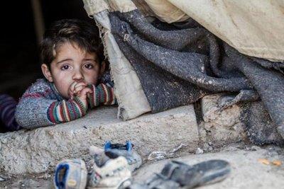 Uno de cada cuatro niños vive en países en conflicto