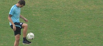 Santiago Molina perfila su vuelta al once titular de Cerro