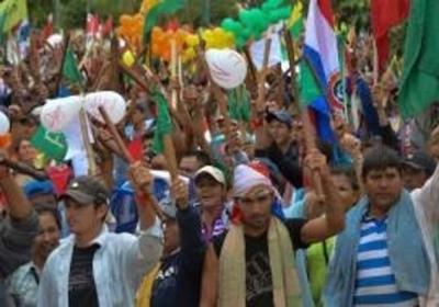 """Organización campesina, a favor de la enmienda: """"Que el pueblo decida"""""""