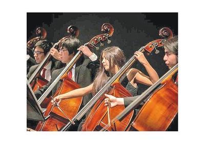 Sinfónica  presenta un recital gratuito de  contrabajos