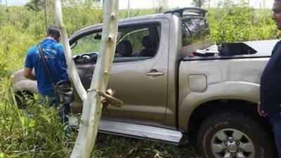 Recuperan vehículo denunciado como robado