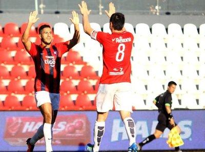 Cerro despidió el año goleando a Luqueño