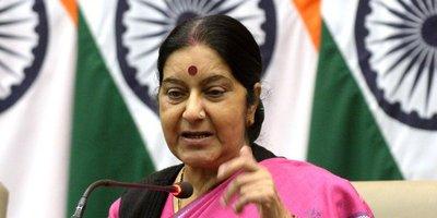 @SushmaSwaraj, la ministra india que obra milagros en Twitter