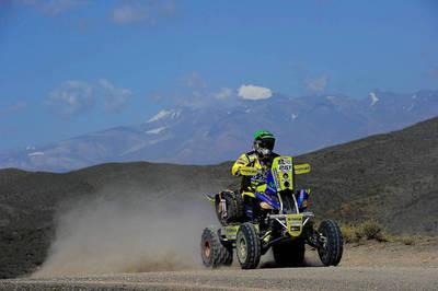 Rally Dakar 2017: Ignacio Casale lo apuesta todo