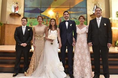 El sí de Valentina y José María