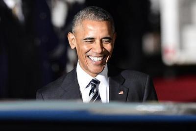 Obama visita por última vez a los militares en Hawái