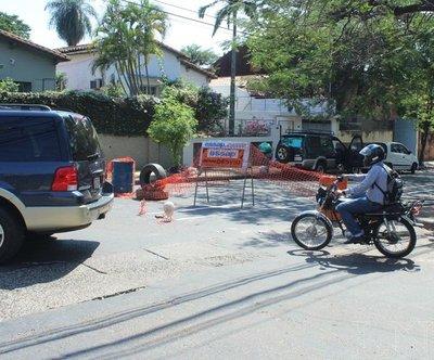 Trabajan para restablecer agua para Asunción y Lambaré