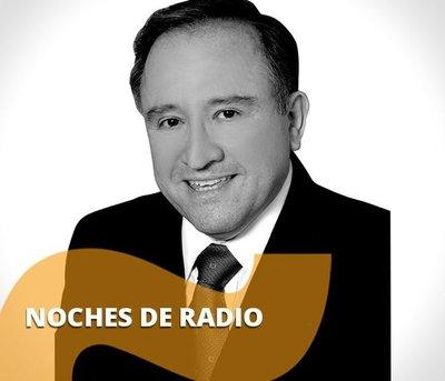 Noches de Radio. Con Manuel Cuenca