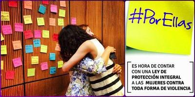 Se promulga la Ley de Protección Integral a las Mujeres