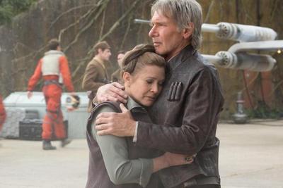 """El universo """"Star Wars"""" llora a su Princesa Leia"""