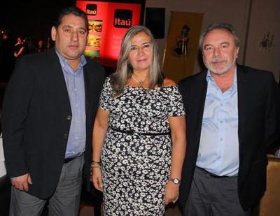 Noche de premios en el Club Centenario