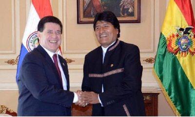 Cartes y Morales mantienen hoy reunión bilateral