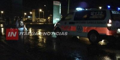 ACCIDENTES DE TRÁNSITO Y MUERTES EL FIN DE SEMANA