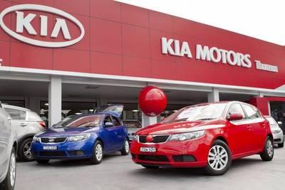 Hyundai y Kia Motors pronostican un rebote en sus ventas