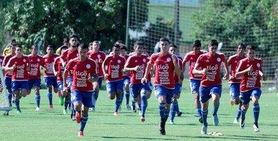 La Albirroja Sub 17 inicia pretemporada de cara al Sudamericano