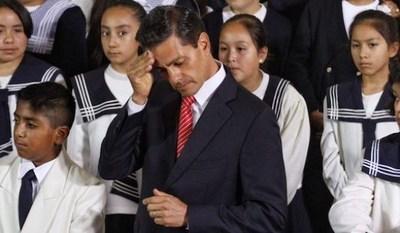 Peña Nieto releva a canciller por funcionario que orquestó la visita de Trump