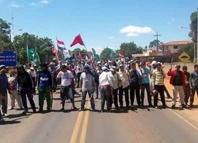 Enfrentamiento de miembros de la FNC con uniformados se repite en San Pedro