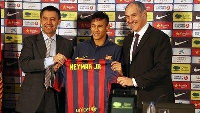 """Bartomeu reconoció ante el juez que el Barça hizo un """"pago anticipado"""" para """"atar"""" a Neymar"""