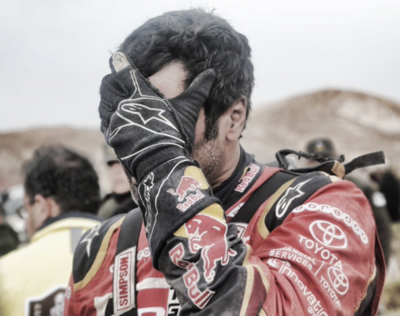 Se acabó el Dakar para Al-Attiyah