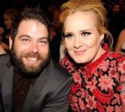 Posible boda en secreto de Adele