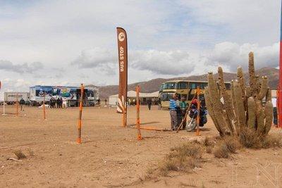Tupiza ofrece el primer clima de verdadero Dakar