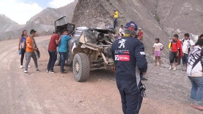 Rally Dakar 2017: El infierno de Coma empieza a filtrar competidores